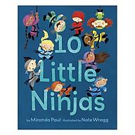 10 Little Ninjas thumbnail