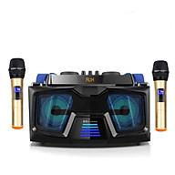 Loa karaoke gồm 2 micro không dây kết nối bluetooth D221 ( hàng nhập khẩu ) tặng 1 bộ chuyển đổi cáp quang thumbnail