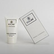 Sữa Rửa Mặt KOLAN Facial Cleansing 100g thumbnail