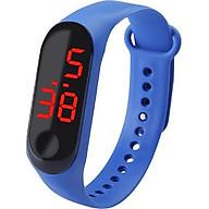 Đồng hồ điện tử thời trang màn hình LED thông minh thể thao ZO91 thumbnail