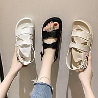 1A05 Dép sandal quai khâu ullzang hot trend hè 2020 thumbnail