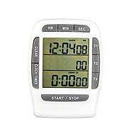 Đồng hồ đếm ngược version 1 (độ chính xác cao, có chuông báo) - Tặng kèm quạt cắm cổng USB mini (vỏ nhựa, giao màu ngẫu nhiên) thumbnail