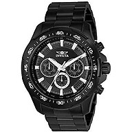 Invicta Men s Speedway Quartz Watch with Stainless-Steel Strap, Black, 24 (Model 22785) thumbnail