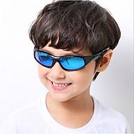 Mắt kính trẻ em cao cấp CHỐNG GÃY + CHỐNG UV 400 dành cho bé trai bé gái MK05 thumbnail