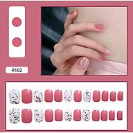 Bộ 24 móng tay giả nail thơi trang như hình (R-102) thumbnail