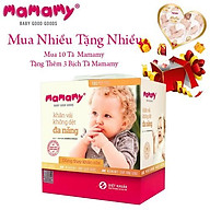 Combo 10 Bịch Tã Dán Mamamy Size S54-M46-L42-XL36 thumbnail