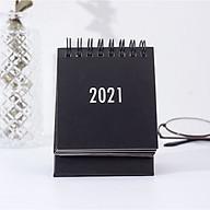 Lịch 2021 Simple Style ( Kèm Sticker Tròn Đánh Dấu Marker) thumbnail