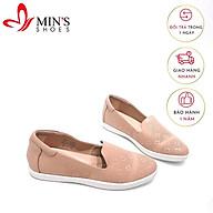 Min s Shoes - Giày Lười Da Thật GL44 KEM thumbnail