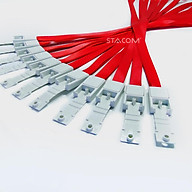 Dây đeo bảng tên bản rộng 10mm nhiều màu STACOM LC1010 thumbnail