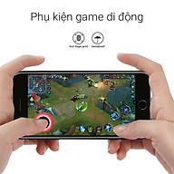 Nút Di Chuyển Chơi Game Joystick Mobile Nút Điều Khiển Hướng Đi Trên Màn Hình Cho Game Mobile thumbnail