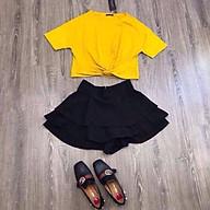 Quần váy 2 tầng thời trang thumbnail