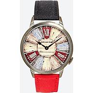 Đồng hồ thời trang unisex Erik Von Sant 003.006.F thumbnail