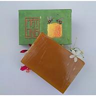Xà bông Sinh Dược Mật ong mẫu bao bì vẽ mộc, bánh 100gr, hương mật ong nhẹ nhàng, làm sạch da, dưỡng da dịu nhẹ, có thể dùng cho da mặt thumbnail