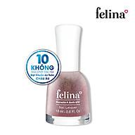 Sơn móng tay Felina 18ml CK102 Kim Tuyến Hồng Ngũ Sắc thumbnail