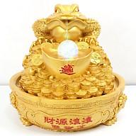 Thác Nước Phong Thủy Cóc Vàng Như Ý thumbnail