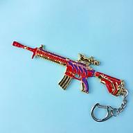 Móc khóa mô hình trong Game PUBG Móng Vuốt Rồng - Màu Tím thumbnail