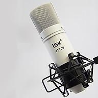 Micro thu âm ISK AT100 cao cấp - Hàng chính hãng thumbnail