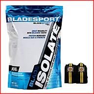 Sữa Tăng Cơ Blade Isolate 908g (2Lbs) KÈM QUÀ - 3 Hương vị để lựa chọn - Protein tinh khiết hấp thụ nhanh Hỗ trợ phục hồi, phát triển cơ bắp cho người chơi thể hình và thể thao Thương hiệu Châu Âu, nhập khẩu chính hãng thumbnail