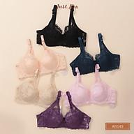 Áo ngực ren Just Bra có gọng, mút mỏng AB149 thumbnail