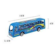 Mô hình xe buýt chạy cót độc đáo cho bé - Giao màu ngẫu nhiên thumbnail