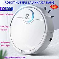 Robot Hút Bụi Lau Nhà 3 trong 1, Hút Sạch Mọi Ngóc Ngách Trong Nhà - Hàng nhập khẩu thumbnail