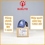 Máy quét mã vạch cầm tay có dây SC-1202-2D (Hàng chính hãng) thumbnail