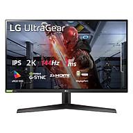 Màn hình máy tính LG UltraGear 27 IPS QHD 144Hz 1ms (GtG) NVIDIA G-SYNC Compatible HDR 27GN800-B - Hàng Chính Hãng thumbnail
