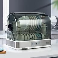 Máy sấy chén bát BJG62 công suất 350W, dung tích chứa 45L công nghệ khử trùng tia UV thumbnail