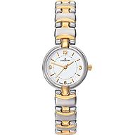 Đồng hồ Dugena nữ Classic Watch 2009212 dây bạc thumbnail