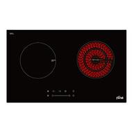 Bếp Âm Đôi Từ - Hồng Ngoại Ferroli IC4200BN (74 cm) - Hàng Chính Hãng thumbnail