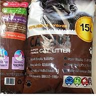 Cát vệ sinh cho mèo CatLike 15 L (giao màu mẫu nhiên) thumbnail