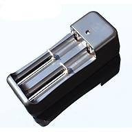 Sạc đôi pin lithium đa năng sạc pin 18650, pin 14550, pin 10440, pin 16340 thumbnail
