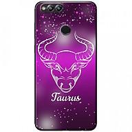 Ốp lưng dành cho Honor 7X mẫu Cung hoàng đạo Taurus (hồng) thumbnail