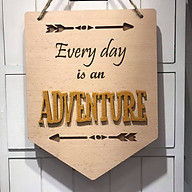 Bảng gỗ trang trí handmade 058 thumbnail