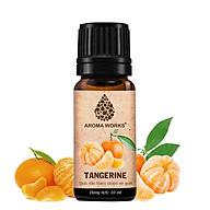 Tinh Dầu Vỏ Quýt Aroma Works Essential Oils Tangerine thumbnail
