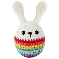 Thỏ Trứng Cầu Vồng S - Little Easter Egg Rainbow - WT-073RAI-S thumbnail