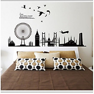 Decal dán tường Thành phố London thumbnail