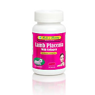 Viên uống đẹp da nhau thai cừu Lamb Placenta with Collagen- Robinson Pharma Usa thumbnail