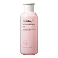 Nước Cân Bằng Dưỡng Ẩm Sáng Da Từ Hoa Anh Đào Đảo Jeju Innisfree Cherry Blossom Skin 200Ml -131171018 thumbnail