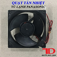 Quạt tản nhiệt dành cho tủ lạnh PANASONIC 2 dây loại 8V và 12V thumbnail