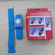 Vòng đeo tay chống tĩnh điện không dây O WS-201C For Clean Room (Made in Taiwan) thumbnail