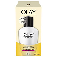 Olay Complete UV Protection Moisturiser Lotion Normal Dry SPF15 150mL thumbnail