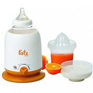 Máy hâm sữa 4 chức năng Fatzbaby FB3002SL - Tặng kèm áo hút sữa rãnh tay và 05 túi trữ sữa thumbnail