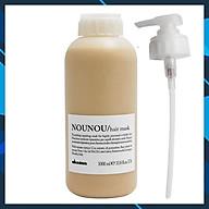 Mặt nạ ủ tóc (Hấp dầu) Davines Nounou Hair Mask cho tóc hư tổn 1000ml thumbnail