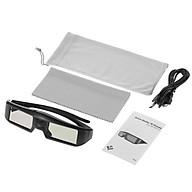 G06-BT 3D Active Shutter Glasses Virtual Reality Glasses Bluetooth Signal for 3D HDTV thumbnail