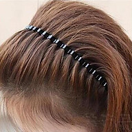 Cài tóc đơn giản thiết kế gợn sóng cá tính thumbnail