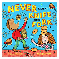 Never Use a Knife and Fork thumbnail