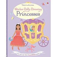 Usborne Sticker Dolly Dressing Princesses thumbnail