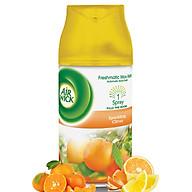 Bình xịt tinh dầu thiên nhiên Air Wick Sparkling Citrus 250ml QT006534 - hương cam tươi thumbnail