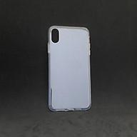 Ốp lưng trong Iphone XS Max, loại dày 1.2mm, chất liệu silicon - Hàng chính hãng thumbnail